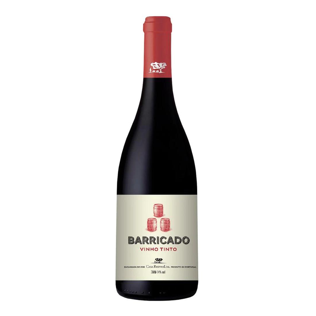 Vinho Casa Relvas Barricado Tinto 750 ml