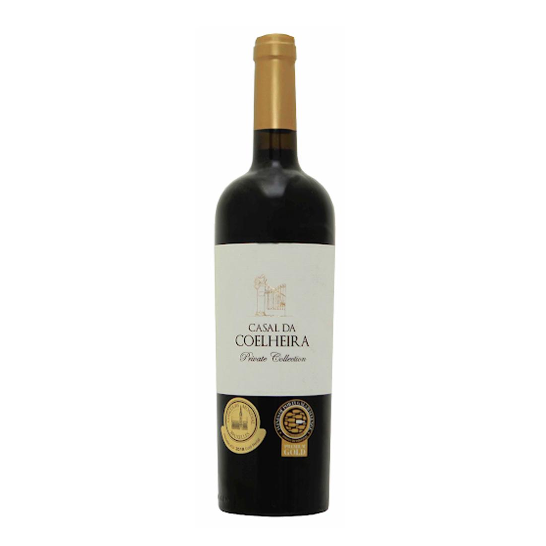 Vinho Casal da Coelheira Private Collection Tinto 750ml