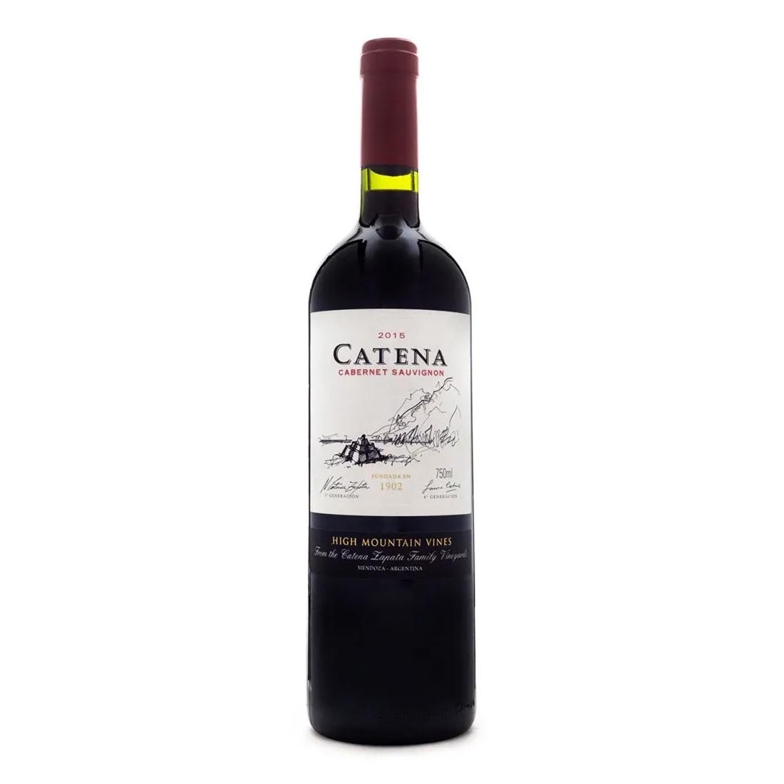 Vinho Catena Cabernet Sauvignon 750 ml