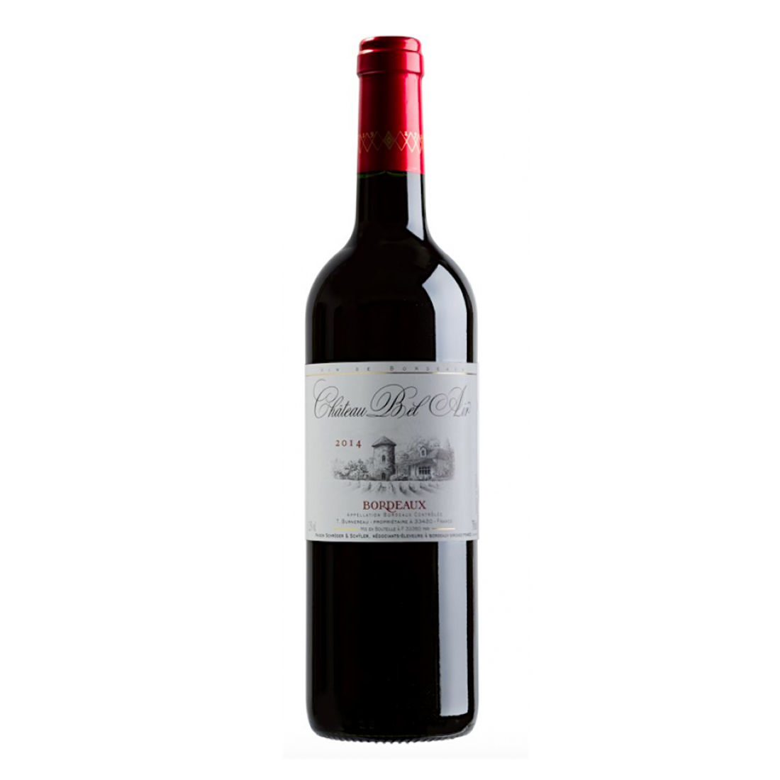 Vinho Chateau Bel Air 750 ml