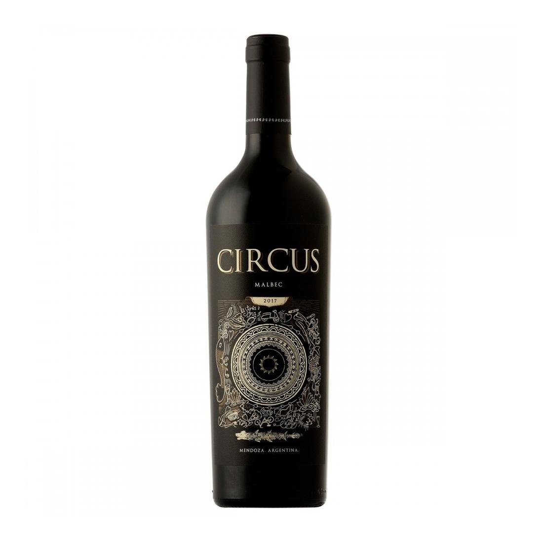 Vinho Circus Malbec 750 ml