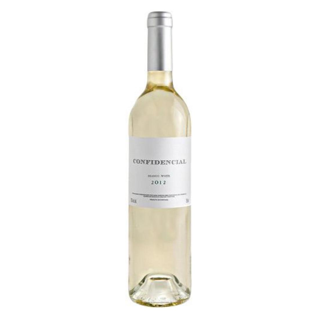 Vinho Confidencial Branco 750 ml