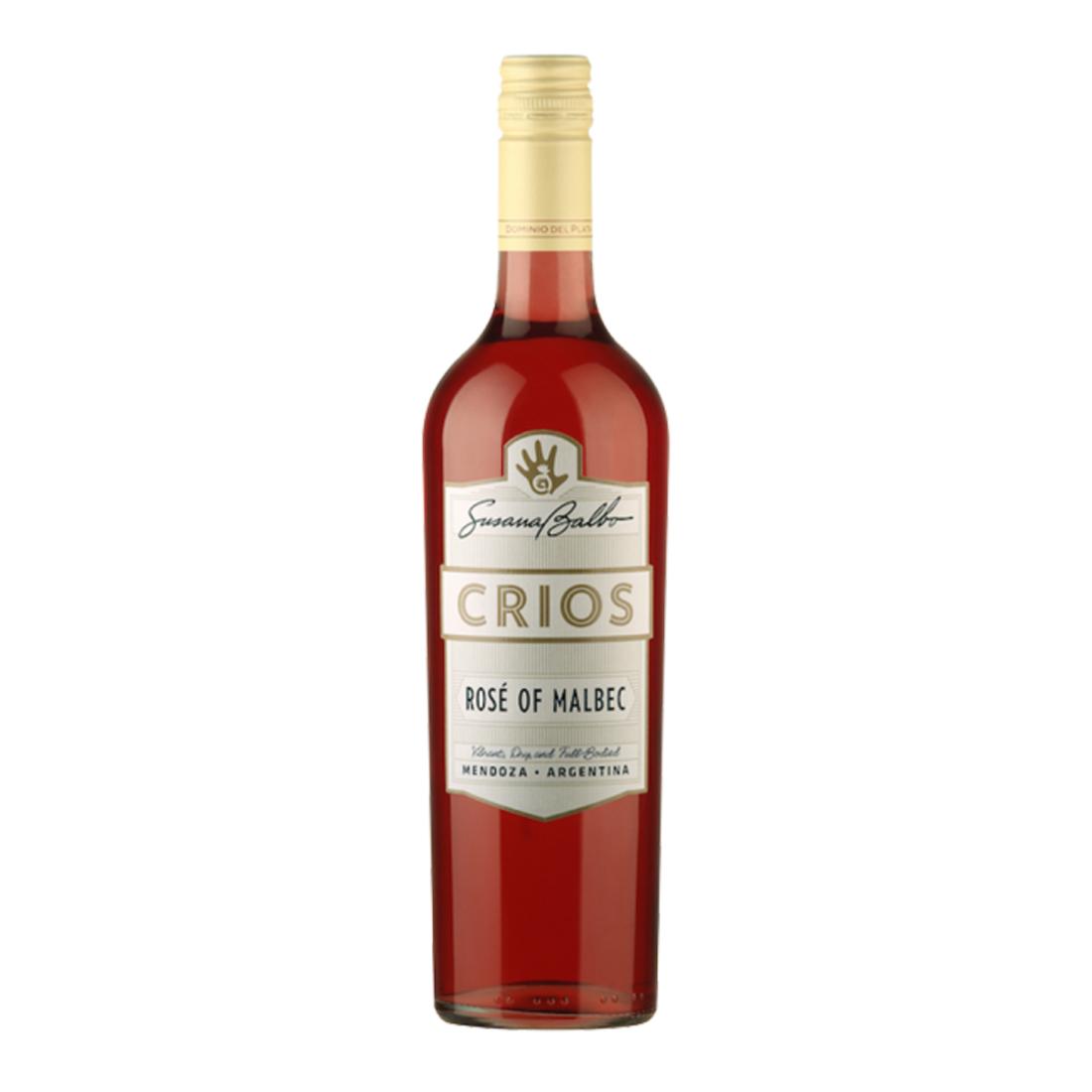 Vinho Crios Susana Balbo Rose de Malbec 750 ml