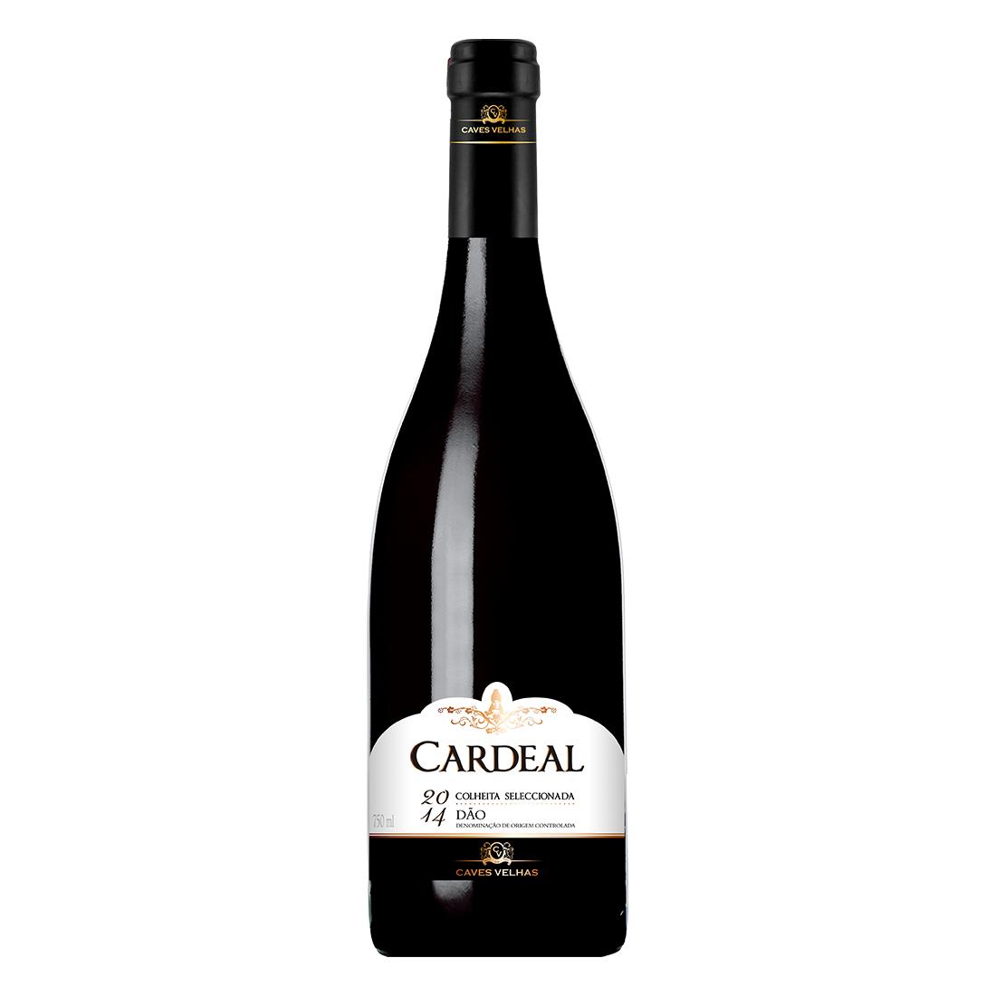 Vinho Dão Cardeal Colheita Selecionada DOC 750 ml