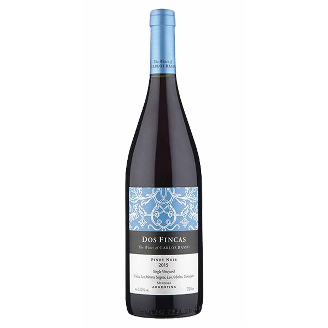 Vinho Dos Fincas Pinot Noir 750 ml