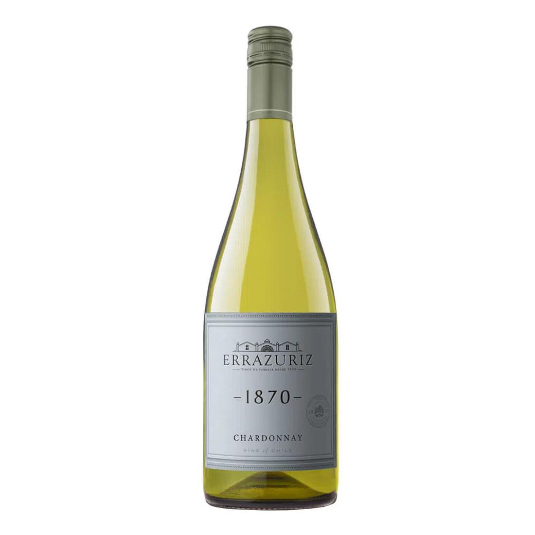 Vinho Errazuriz 1870 Chardonnay 750 ml