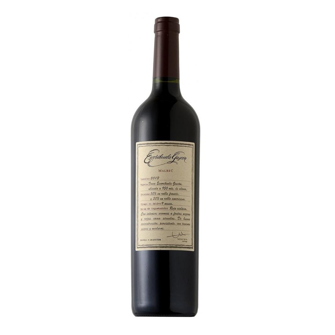 Vinho Escorihuela Gascon Malbec 750 ml