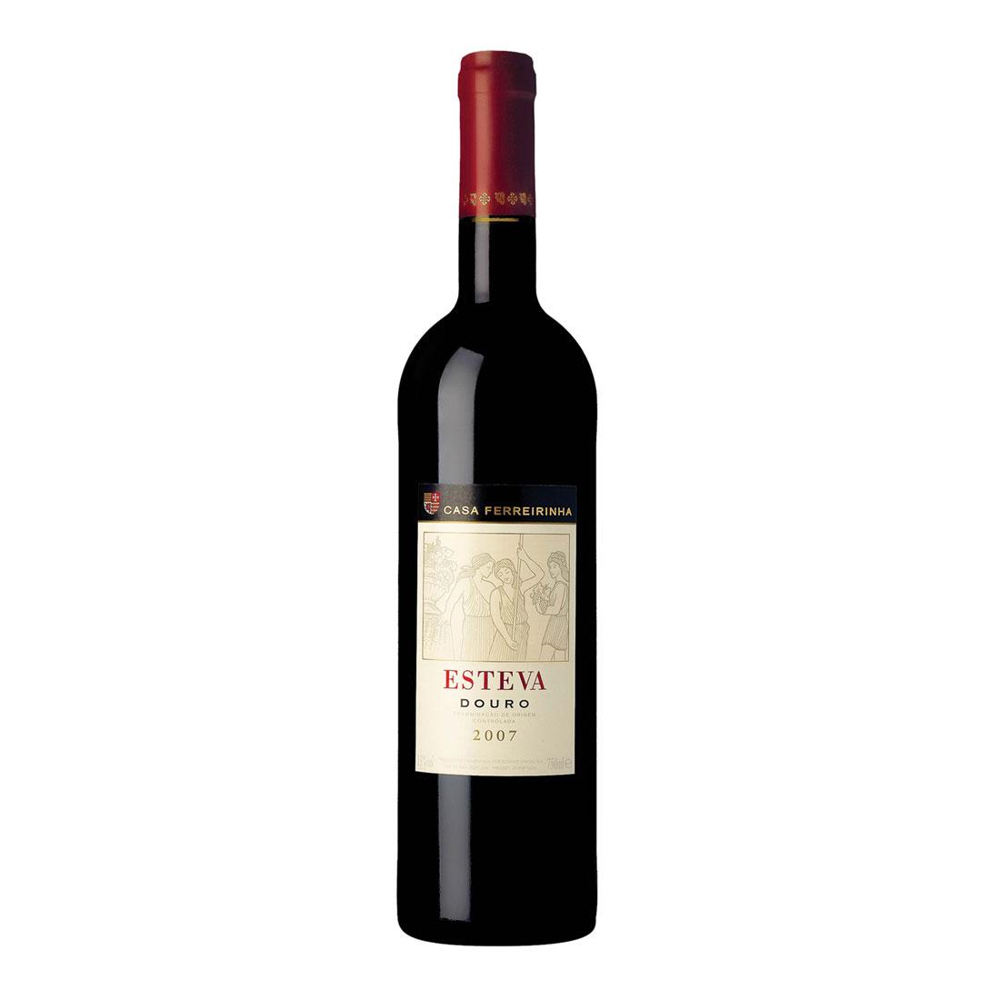 Vinho Esteva Douro 750 ml