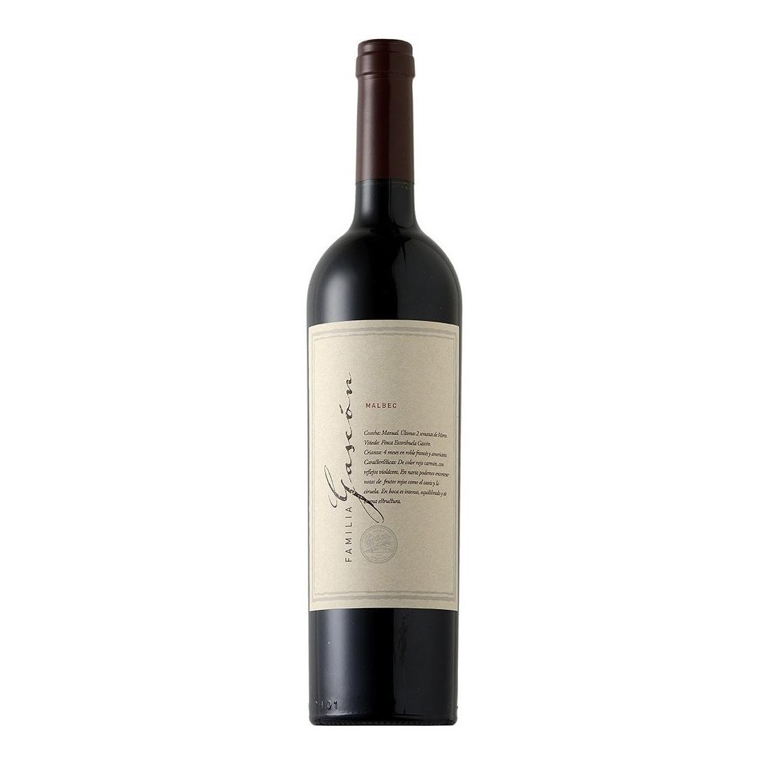 Vinho Familia Gascon Malbec 750 ml