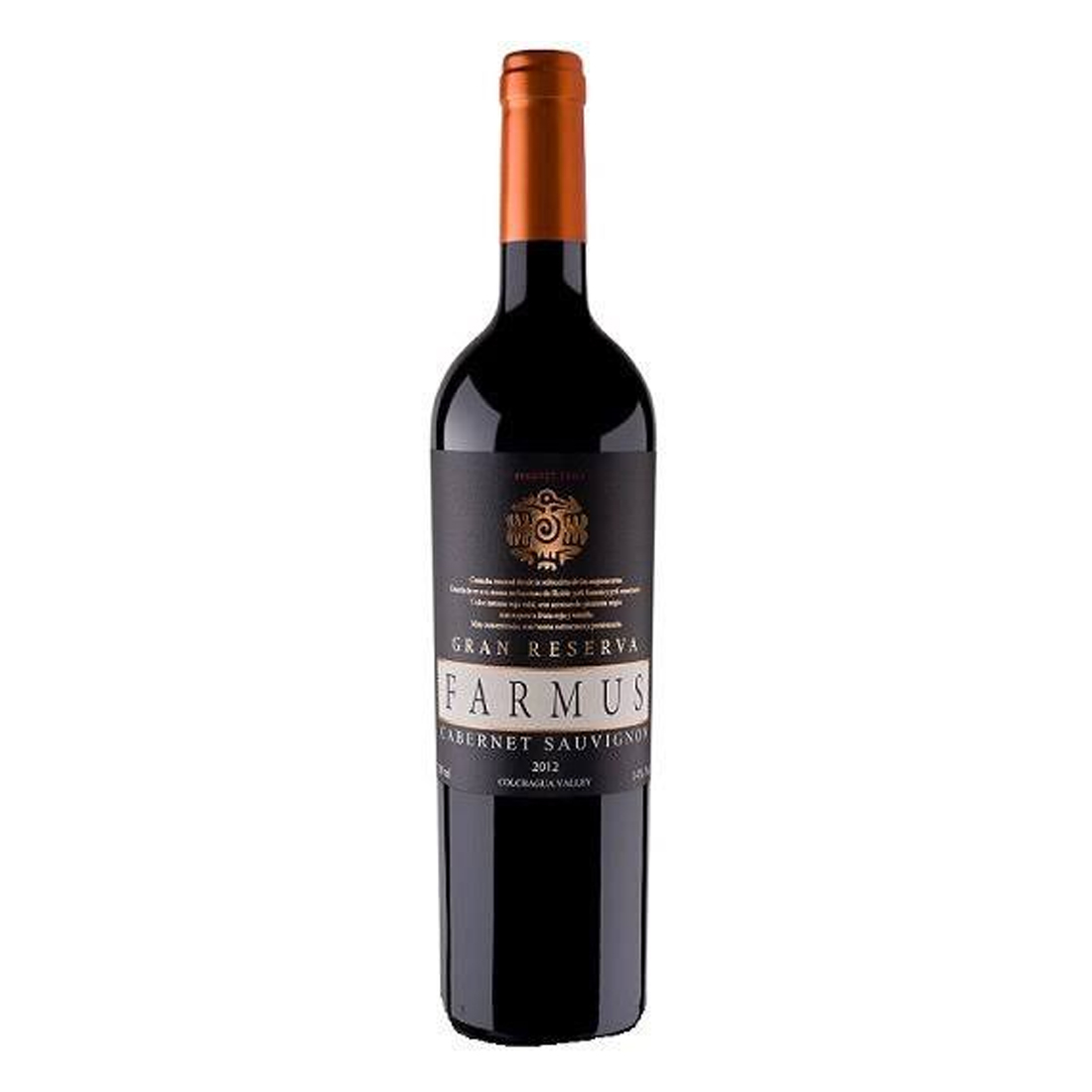 Vinho Farmus Gran Reserva Cabernet Sauvignon 750 ml