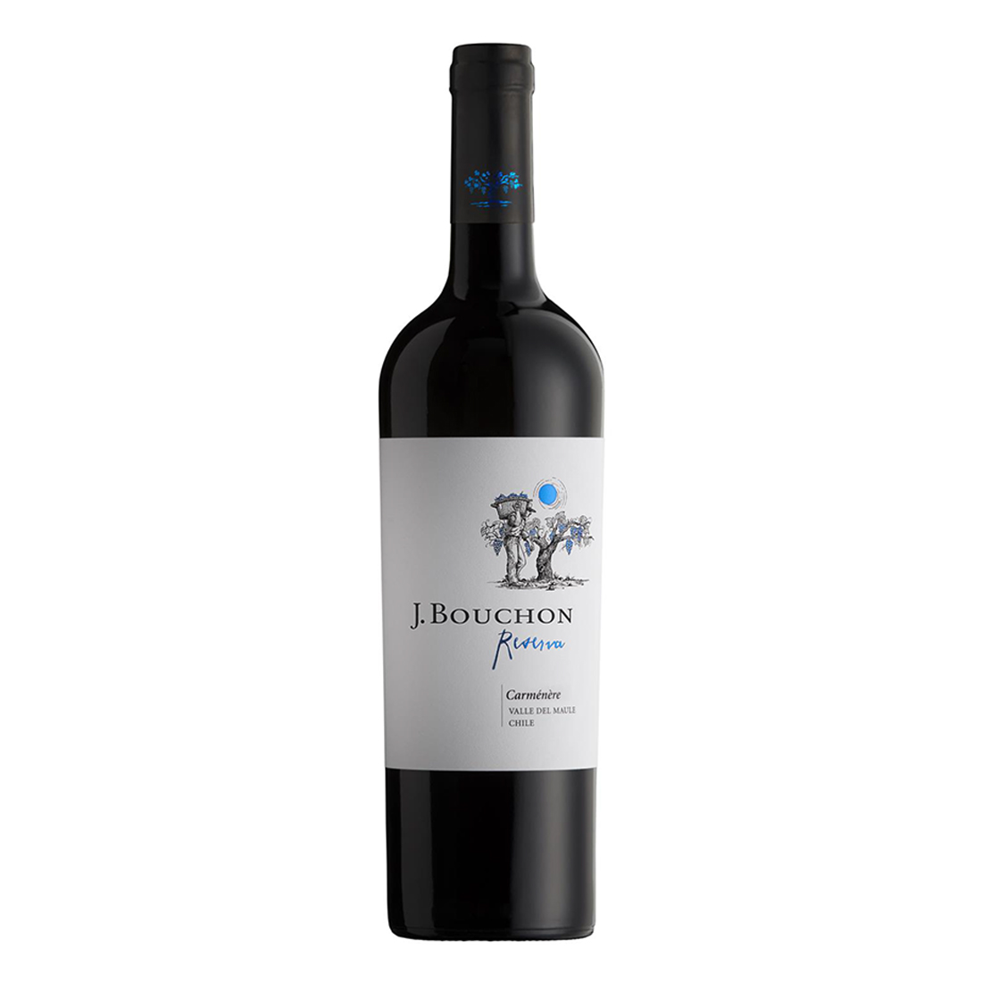 Vinho J. Bouchon Reserva Carménère 750 ml