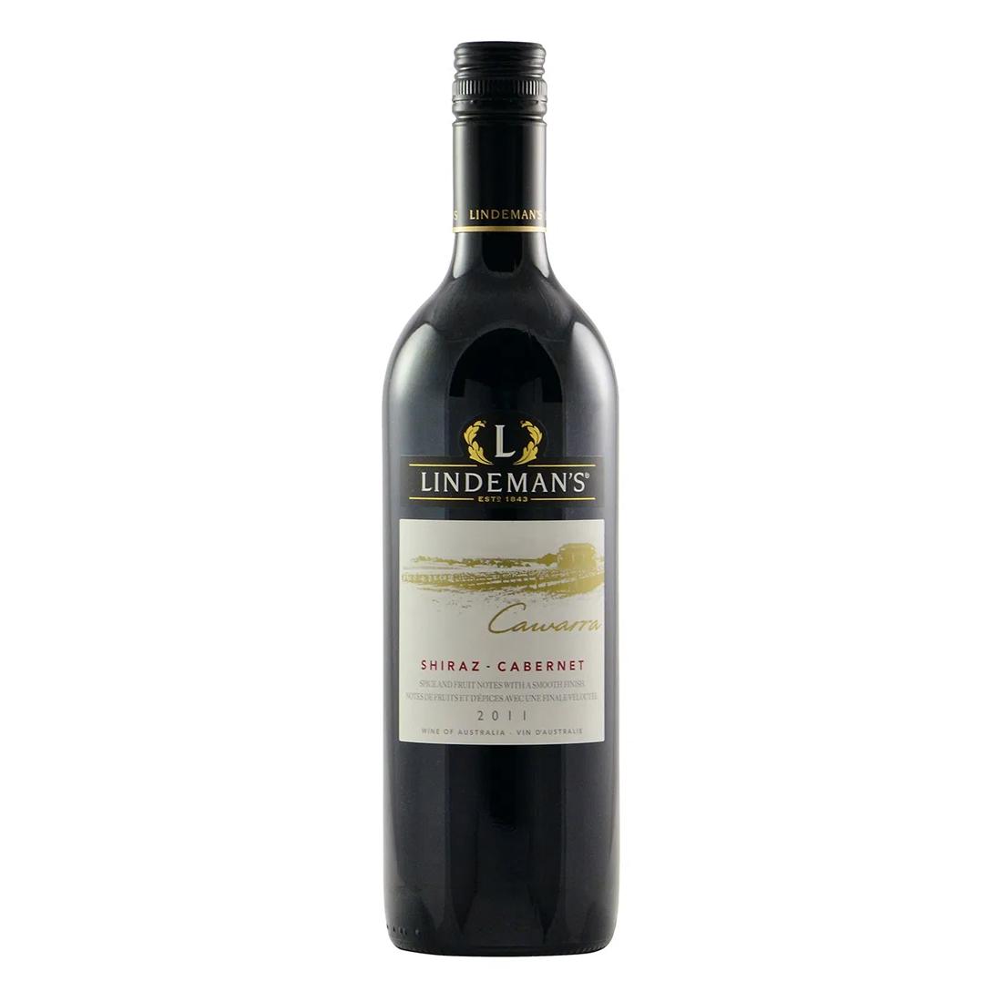 Vinho Lindemans Cawarra Shiraz - Cabernet 750 ml