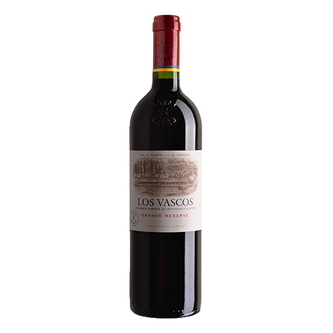 Vinho Los Vascos Grande Reserva Cabernet Sauvignon 750 ml