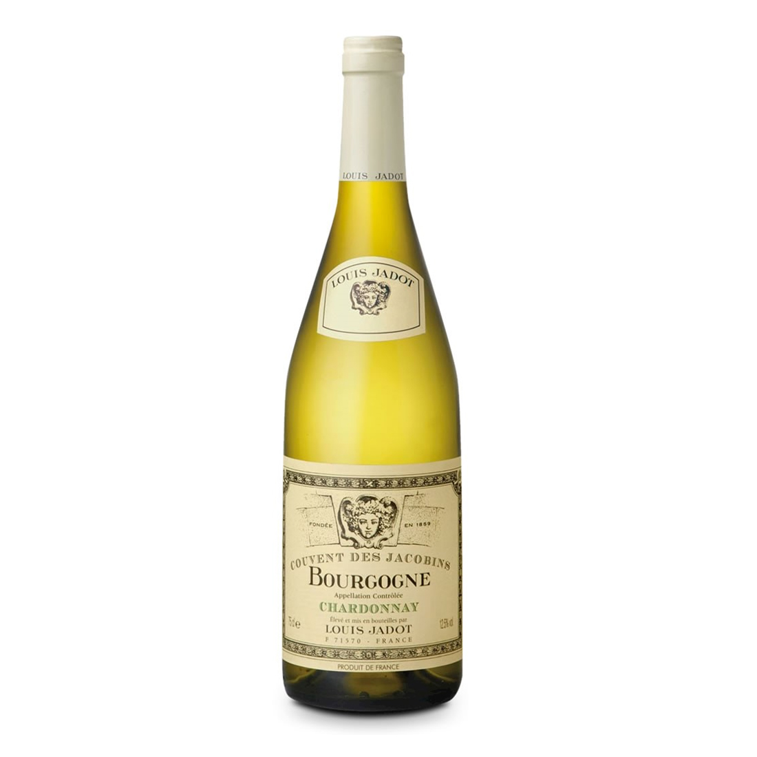 Vinho Louis Jadot Bourgogne Chardonnay Couvent Jacobins 750 ml