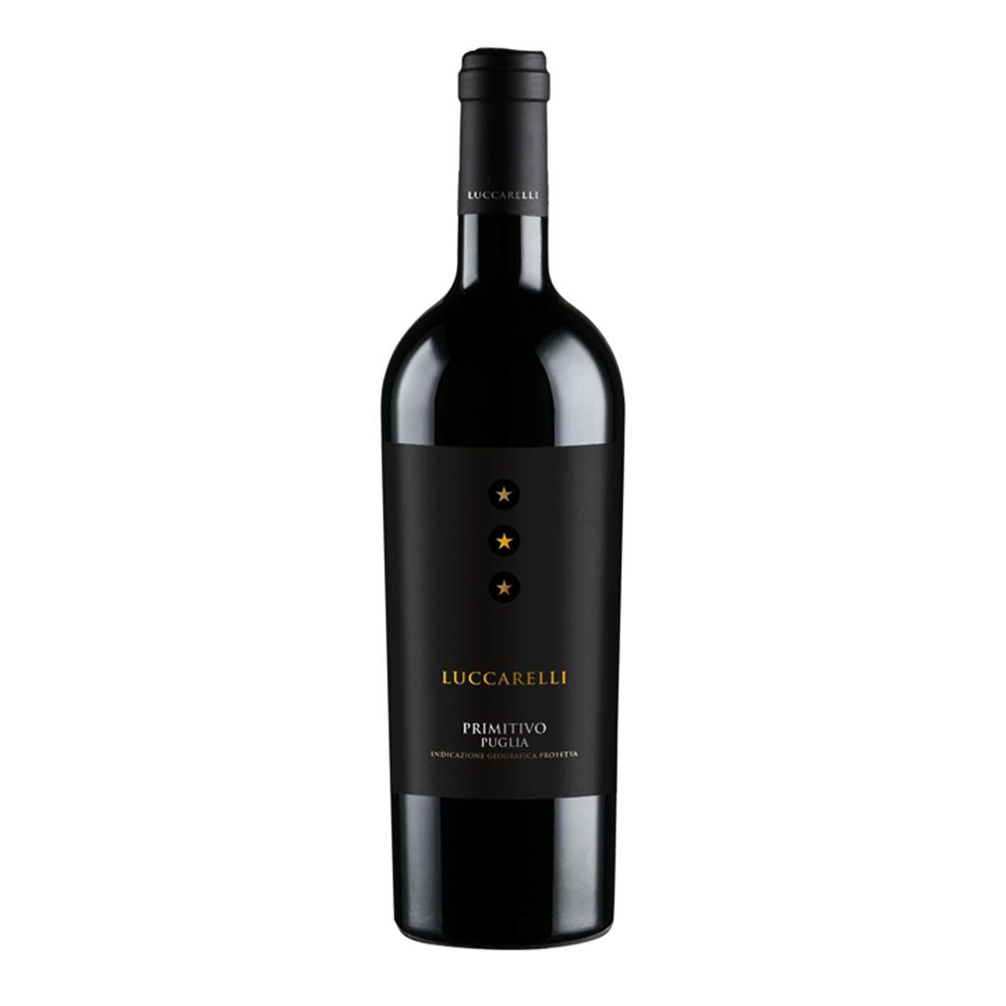 Vinho Luccarelli Primitivo di Puglia 750 ml