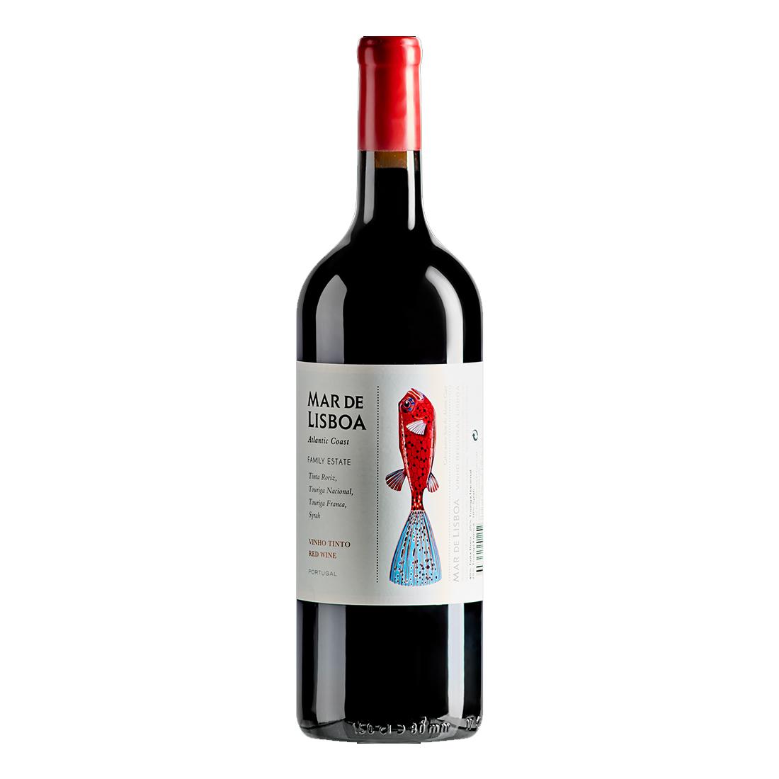 Vinho Mar de Lisboa 750 ml