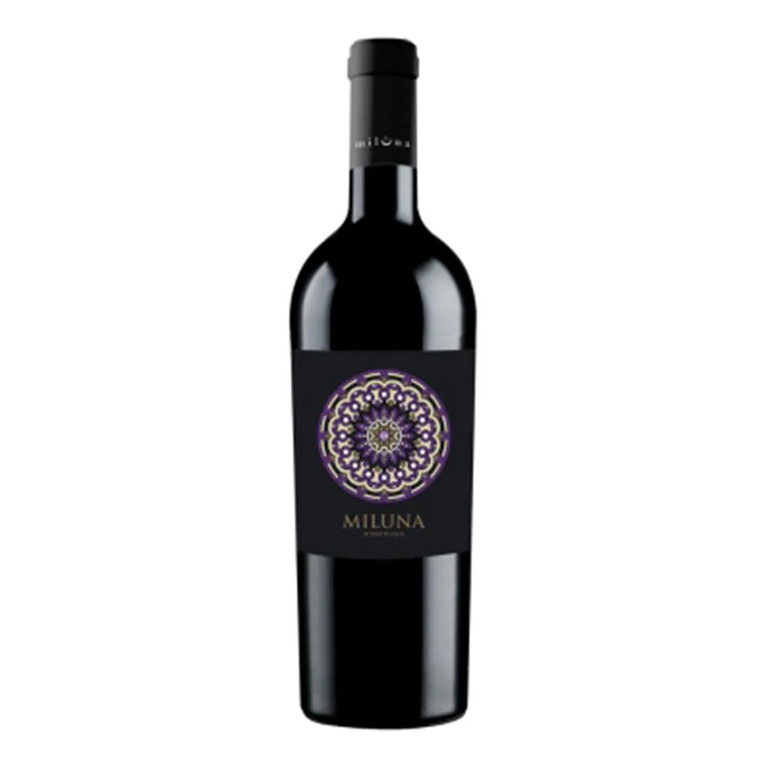 Vinho Miluna Puglia Rosso 750 ml