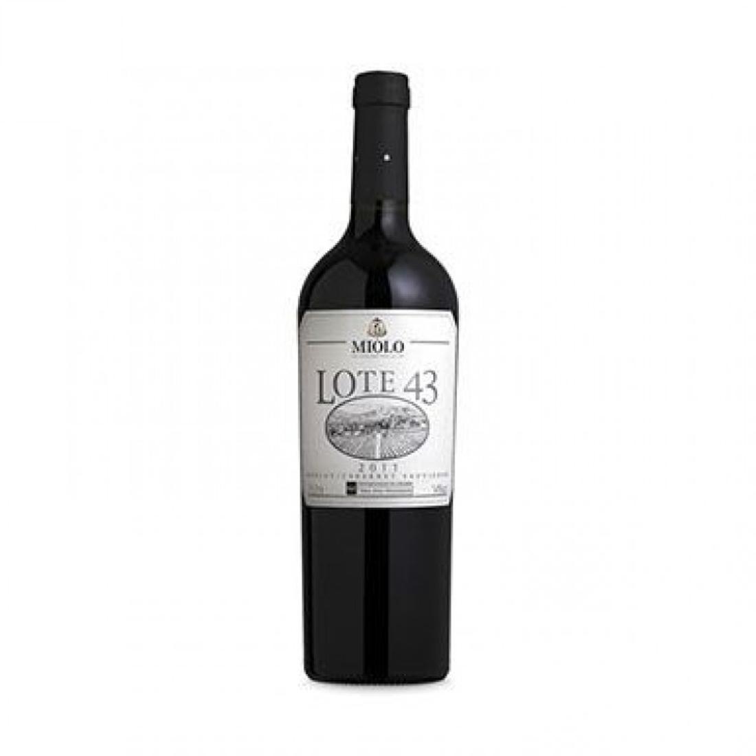 Vinho Miolo Lote 43 750ml