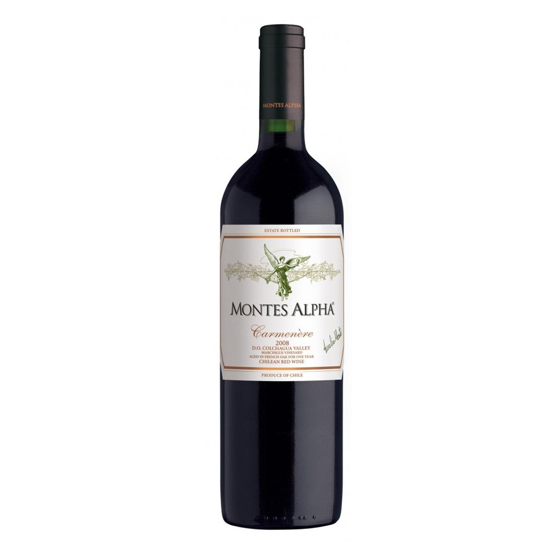 Vinho Montes Alpha Carmenere 750 ml