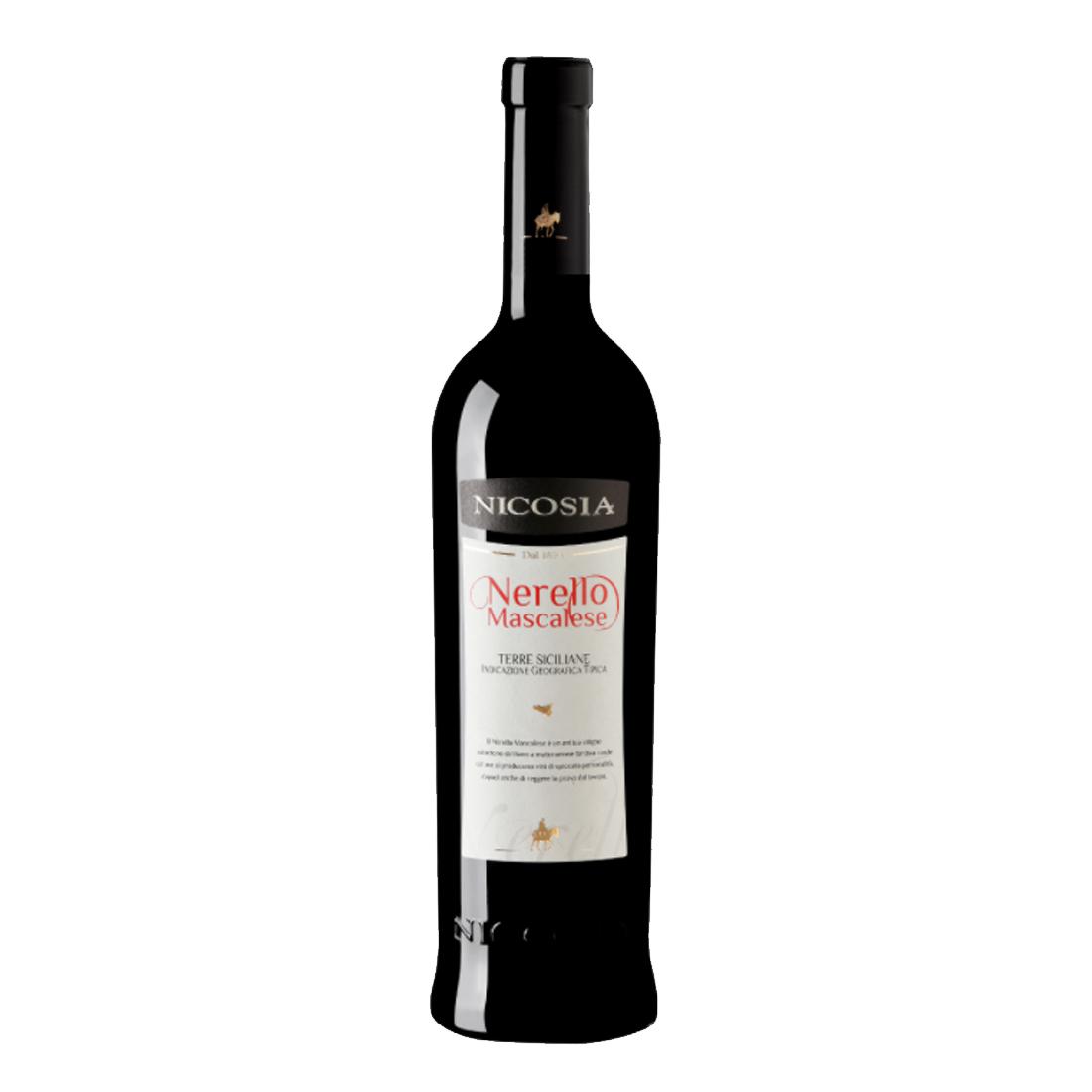 Vinho Nicosia Nerello Mascalese 750ml