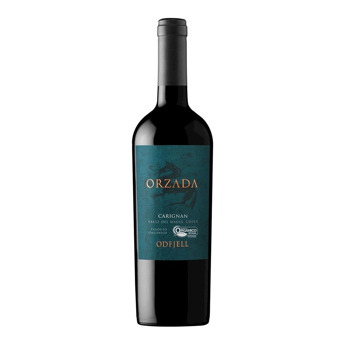 Vinho Odfjell Orzada Carignan 750 ml