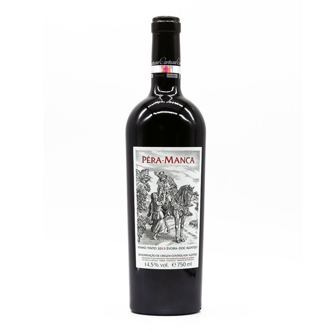 Vinho Pêra Manca Tinto 750 ml