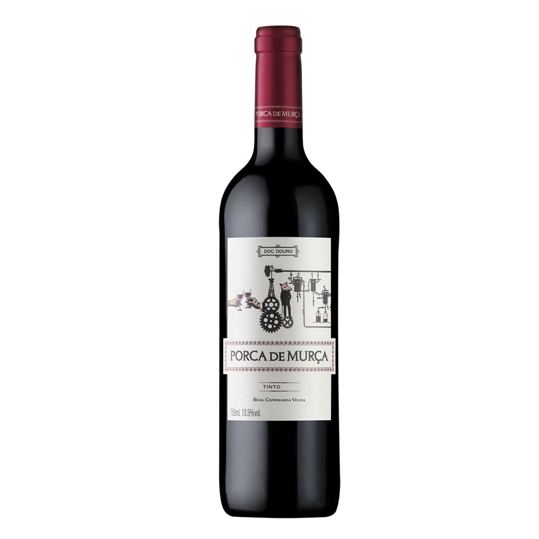 Vinho Porca de Murça Tinto 750 ml