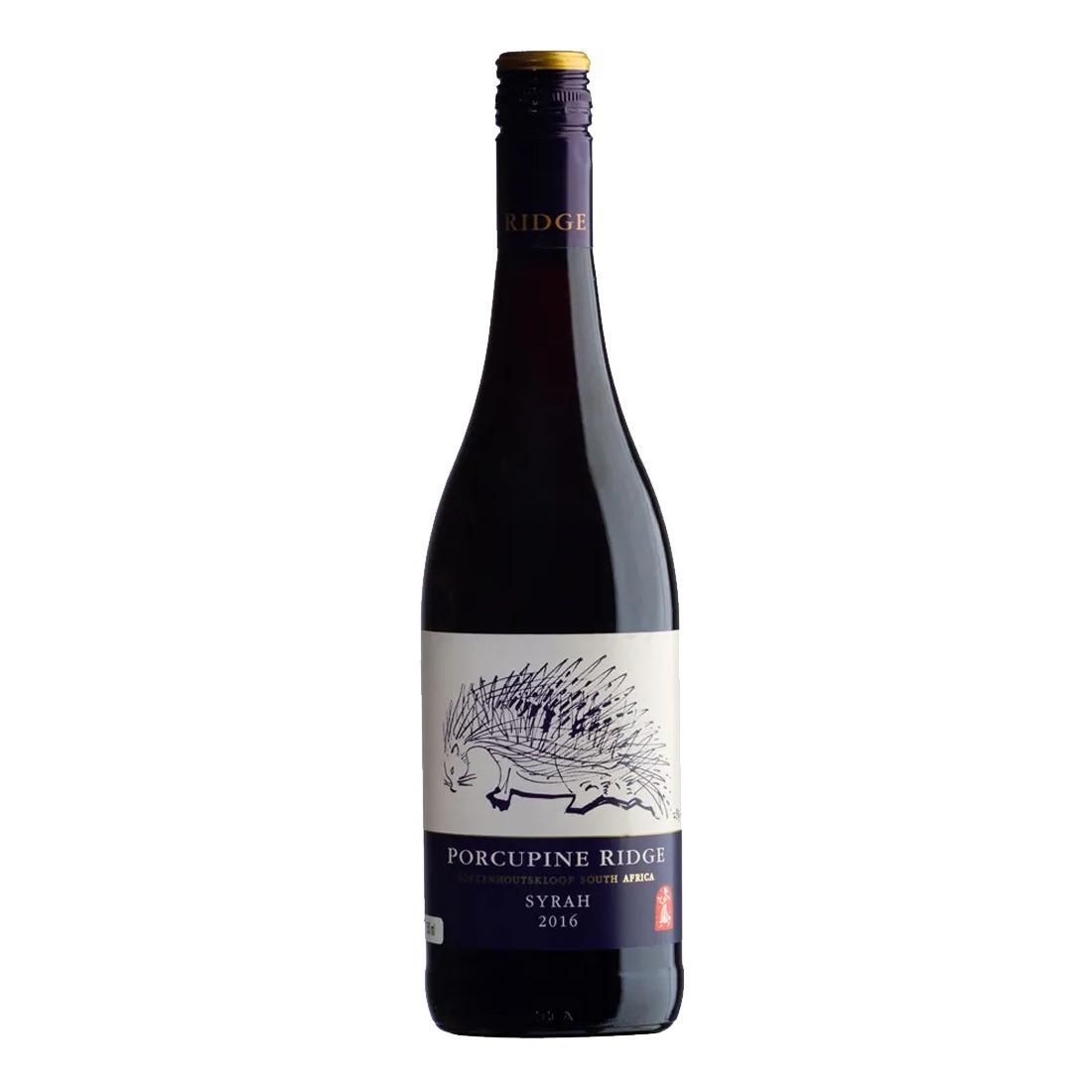Vinho Porcupine Ridge Syrah 750 ml
