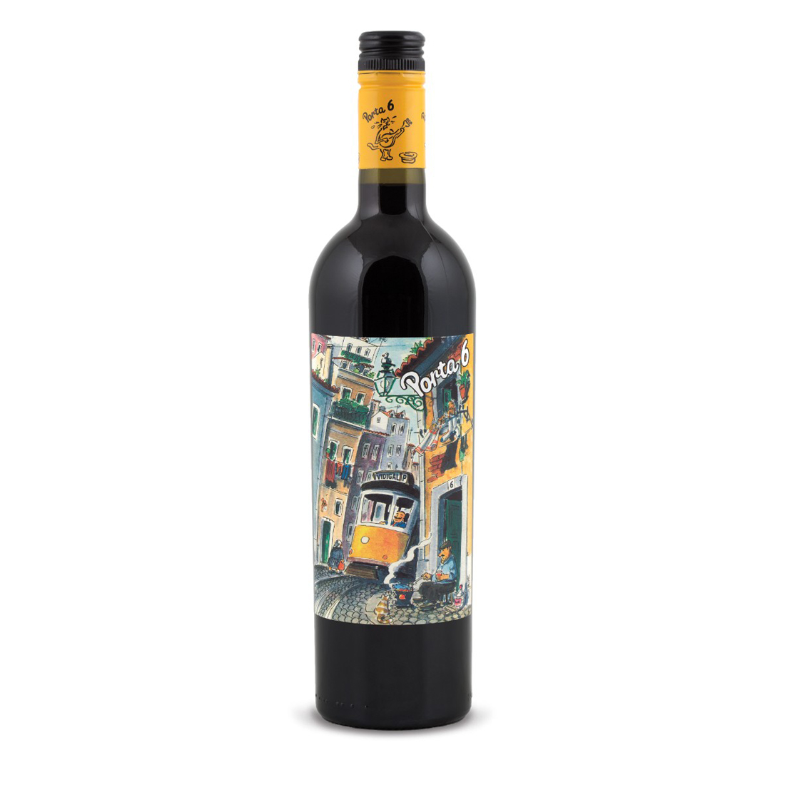 Vinho Porta 6 750 ml