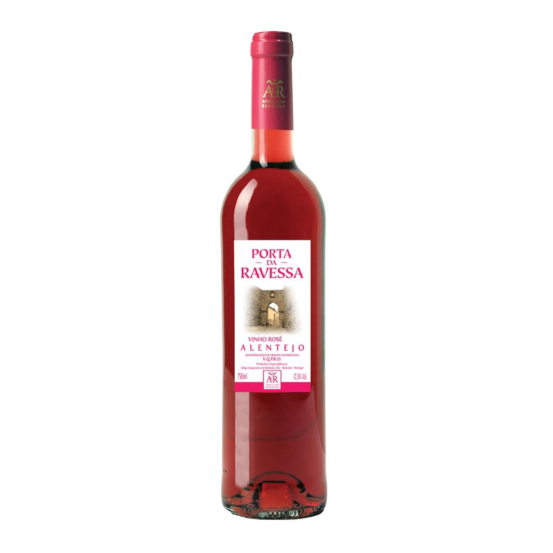 Vinho Porta da Ravessa Rosé 750 ml