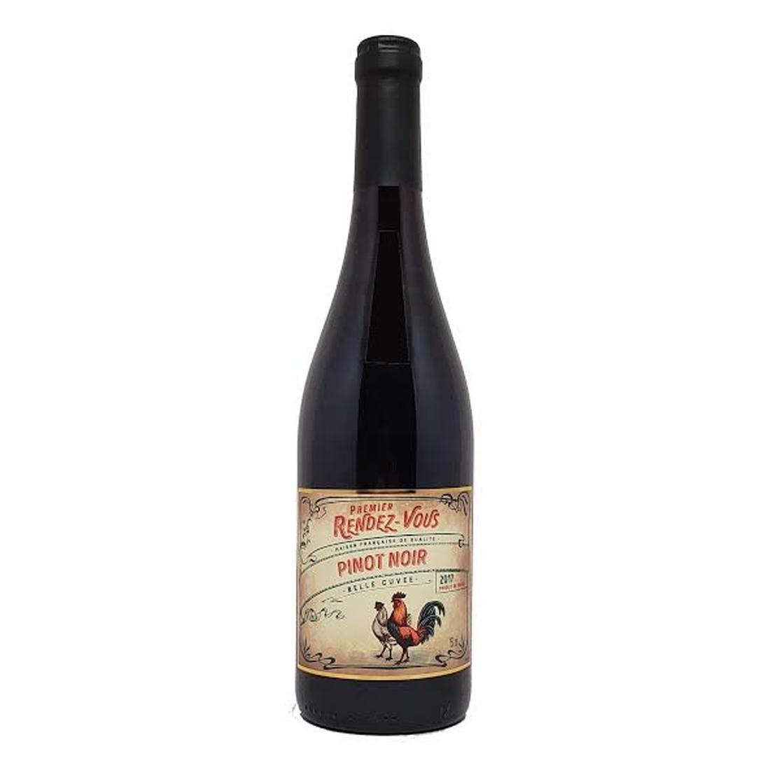 Vinho Premier Rendez Vous Pinot Noir 750 ml