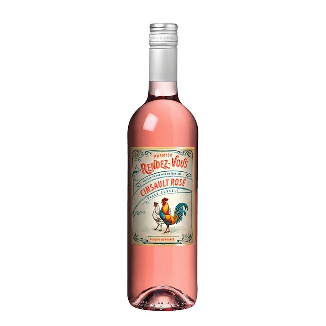 Vinho Premier Rendez Vous Rosé 750 ml