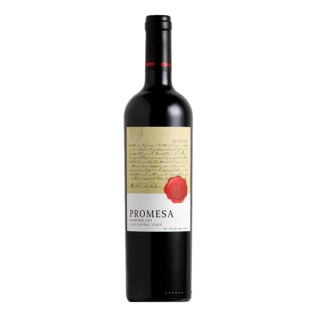 Vinho Promesa Carmenère 750 ml