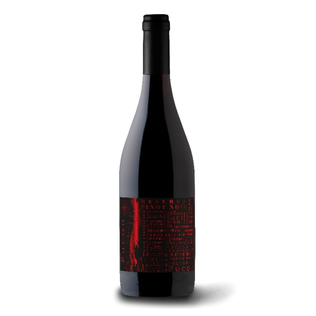 Vinho Pucon Reserva Pinot Noir 750 ml