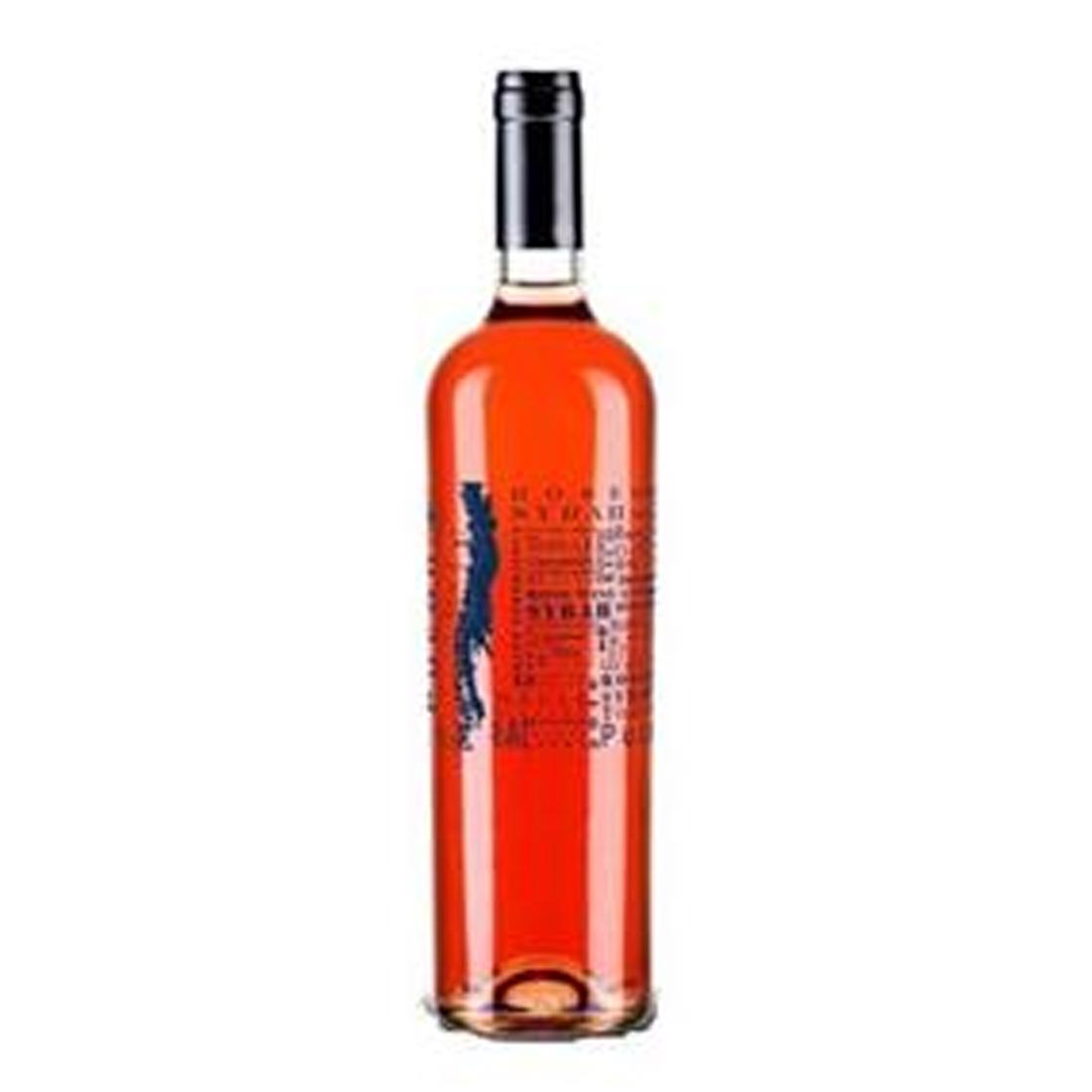 Vinho Pucon Rosé Syrah 750 ml