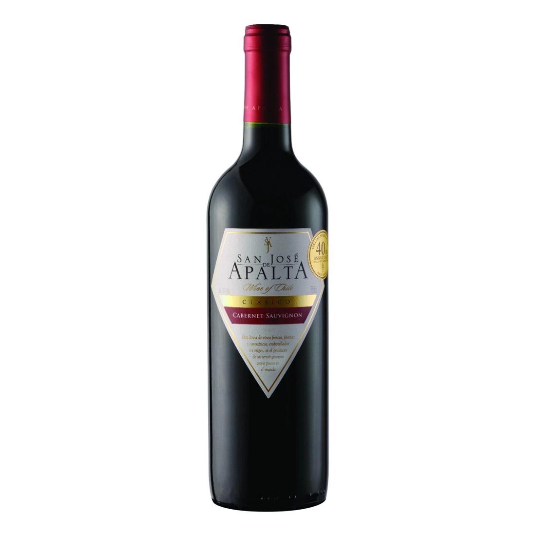 Vinho San Jose de Apalta Clássico Cabernet Sauvignon 750 ml