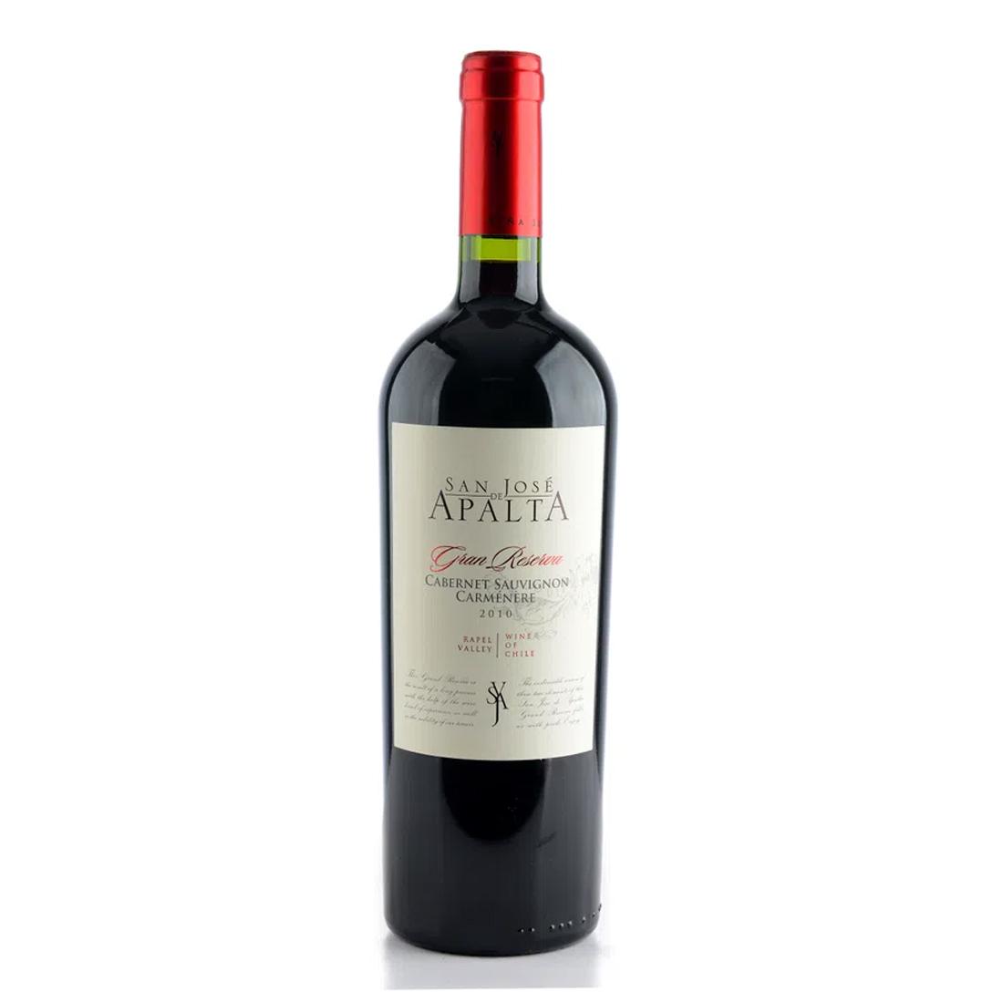 Vinho San Jose de Apalta Gran Reserva Cabernet / Carmenere 750 ml