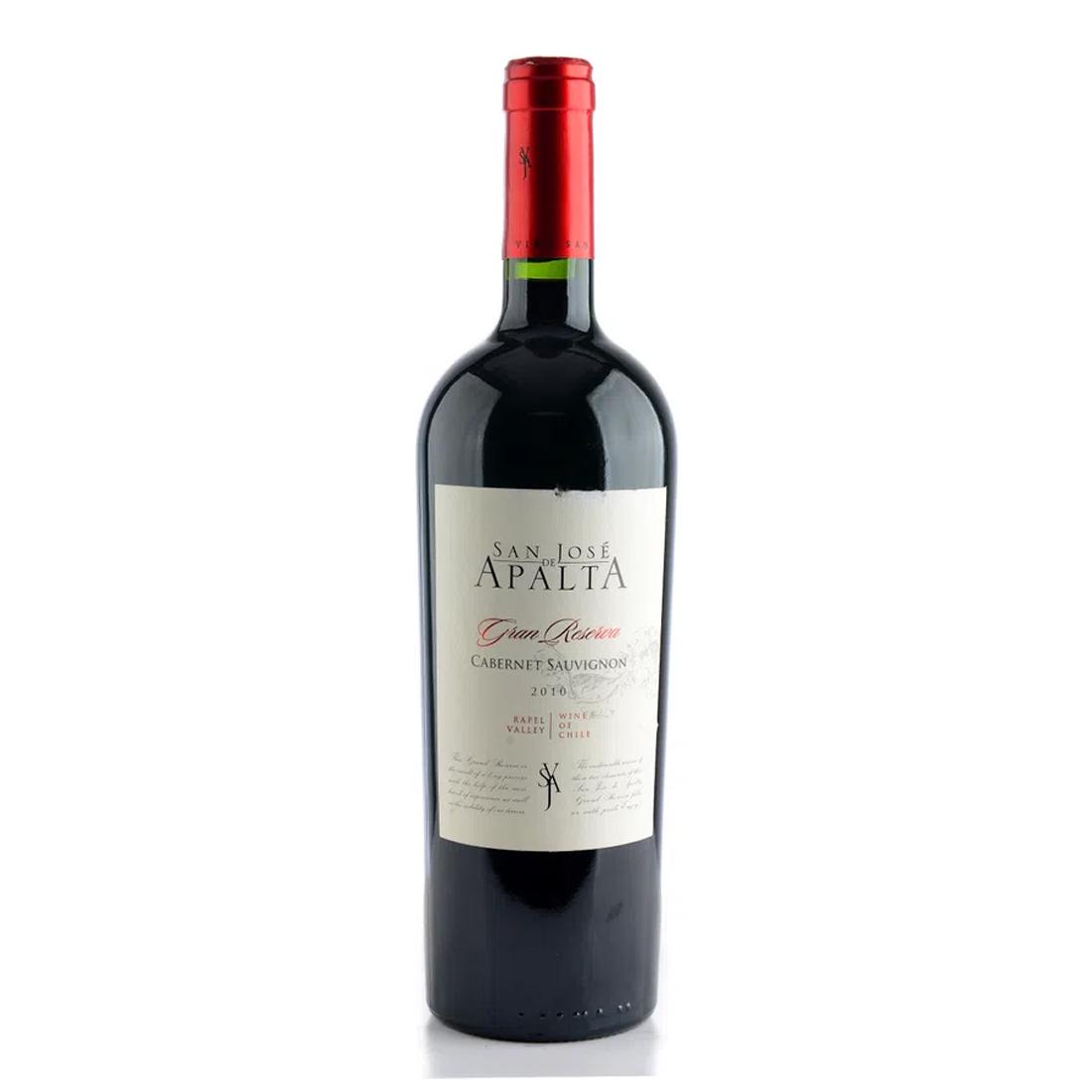 Vinho San Jose de Apalta Gran Reserva Cabernet Sauvignon 750 ml