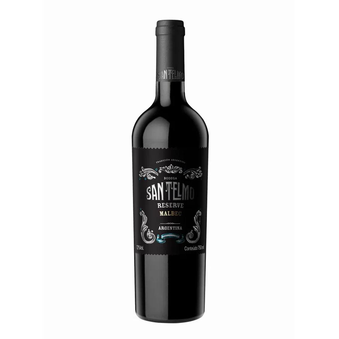 Vinho San Telmo Reserva Malbec 750 ml