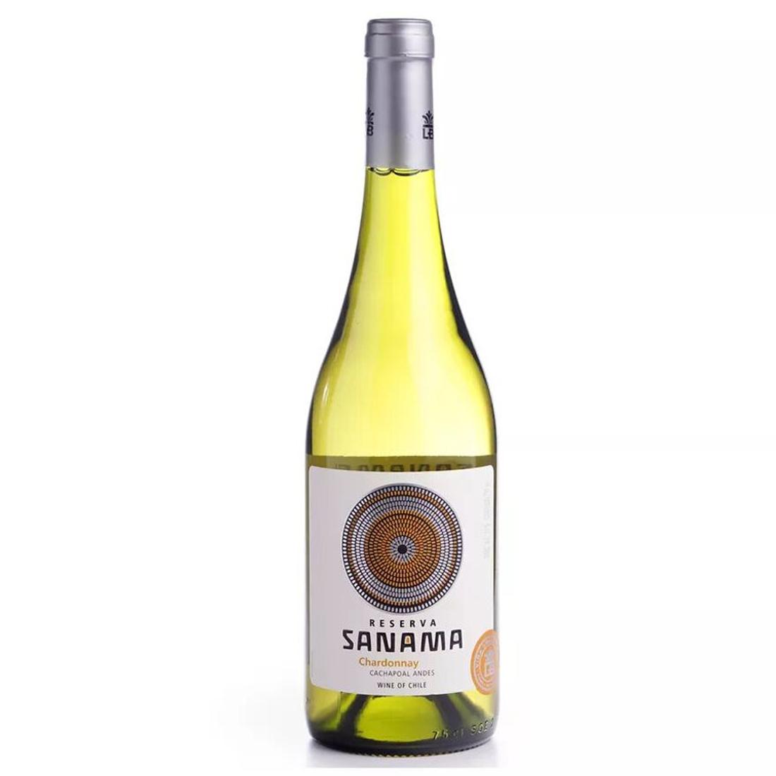 Vinho Sanama Reserva Chardonnay 750 ml