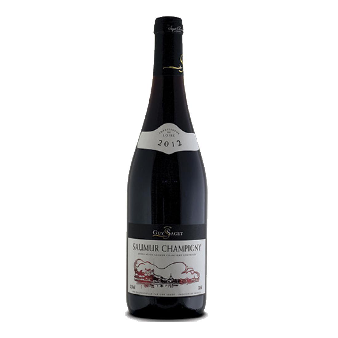 Vinho Saumur Champigny Domaine Guy Saget 750 ml