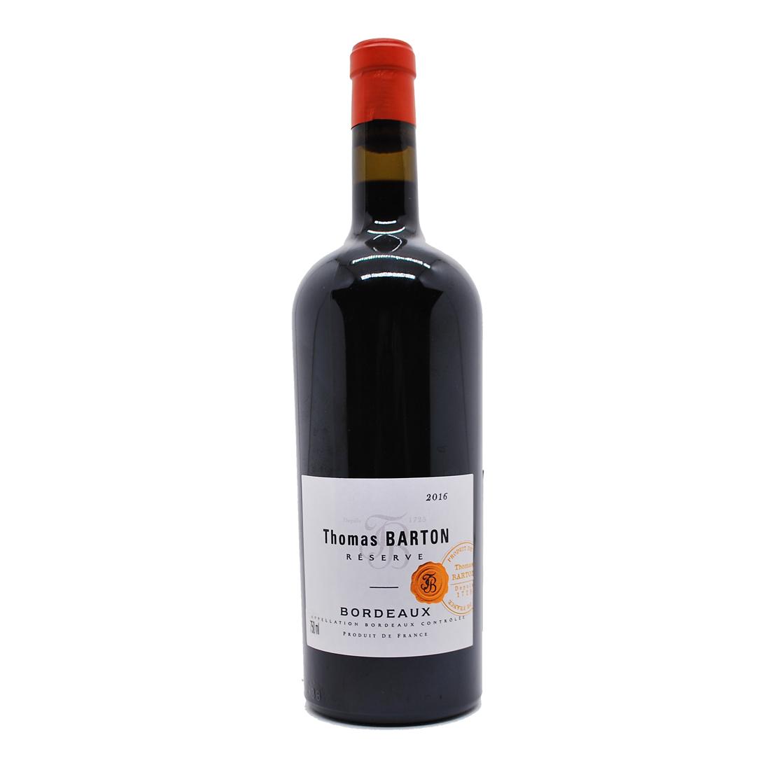 Vinho Thomas Barton Reserve Bordeaux 750 ml