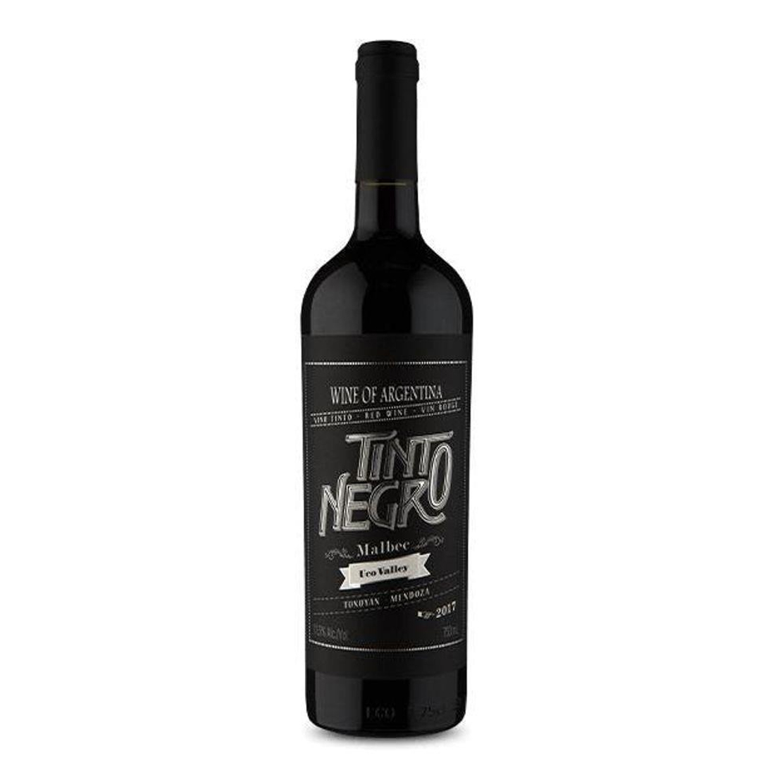 Vinho Tinto Negro Malbec Uco Valley 750 ml