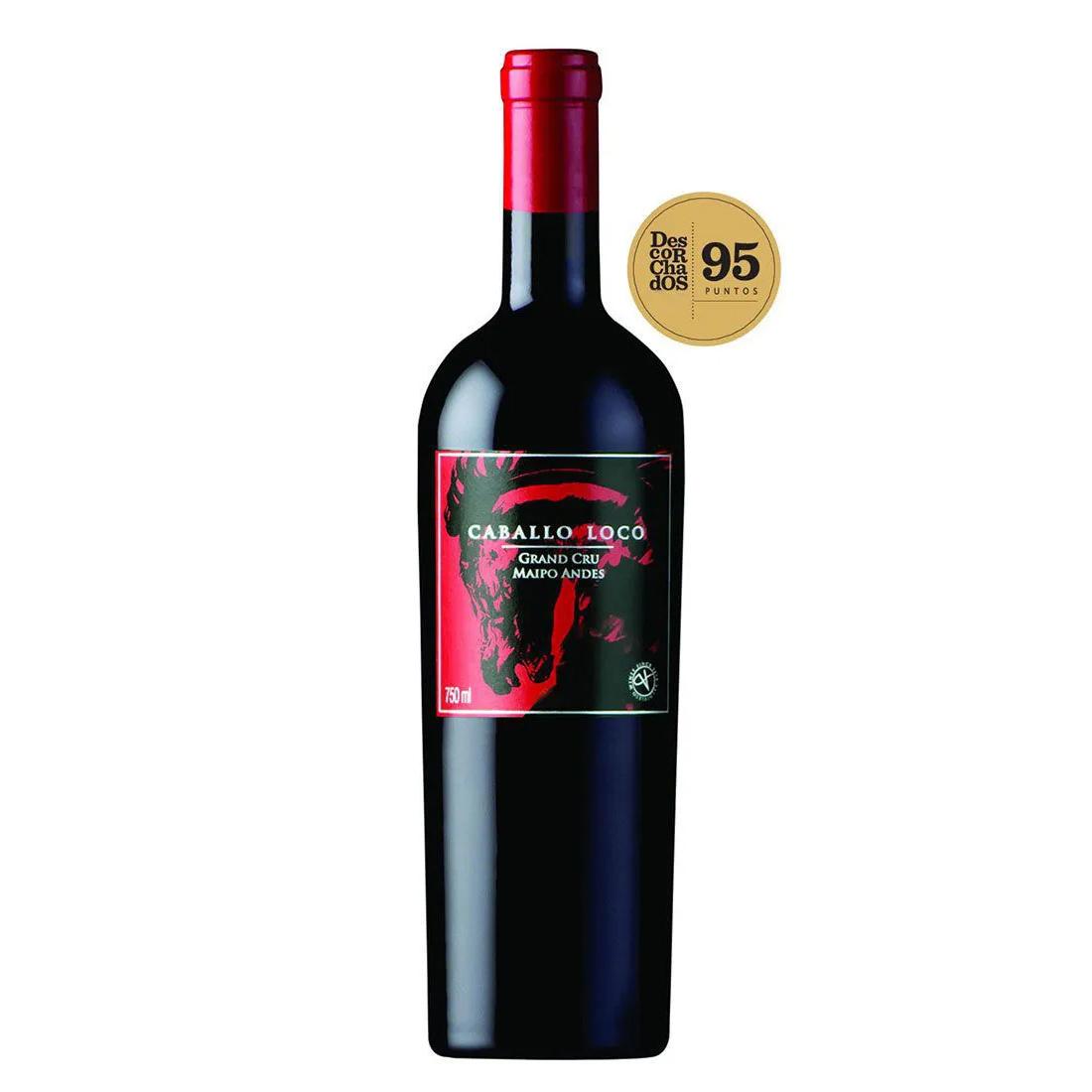 Vinho Valdivieso Caballo Loco Grand Cru Maipo 750 ml