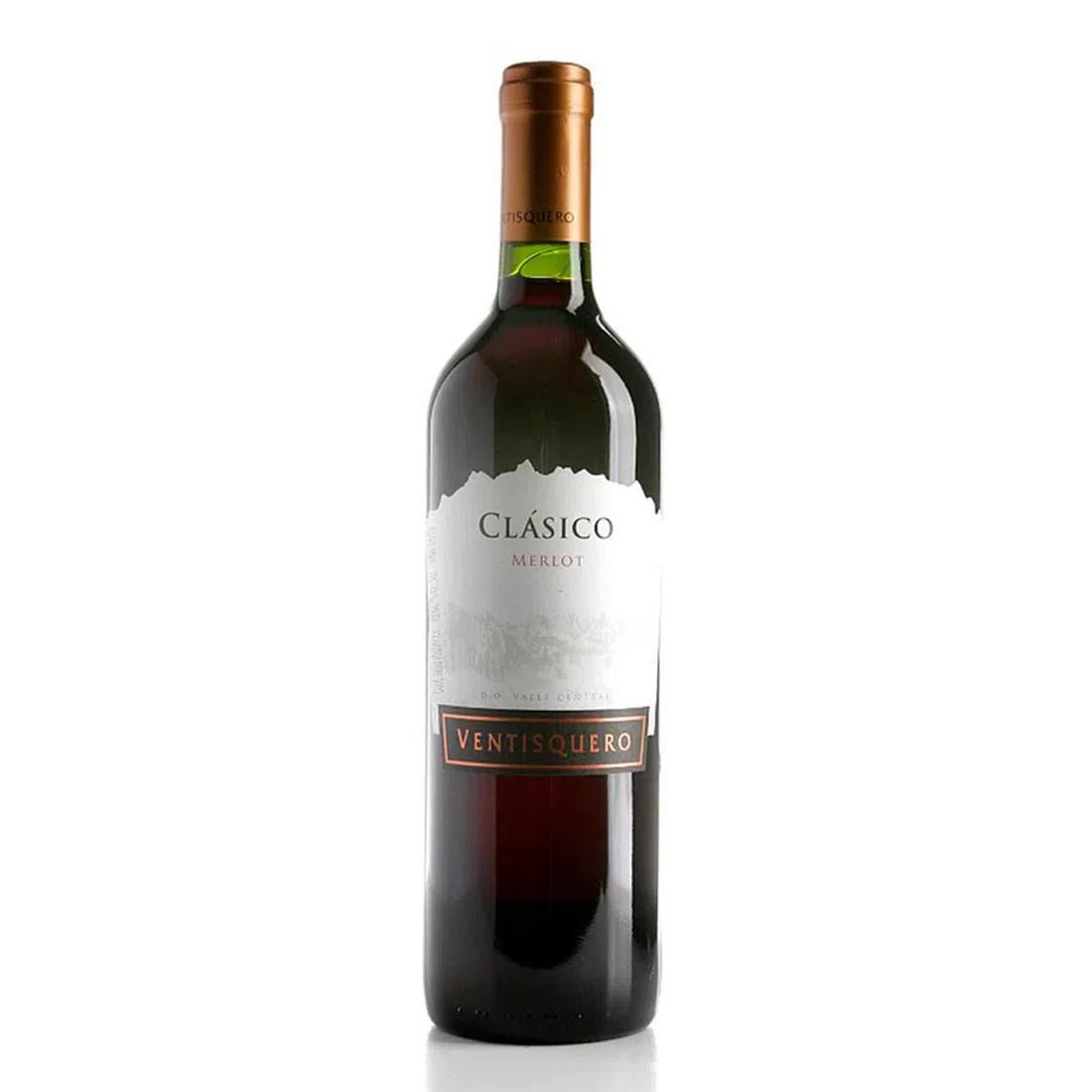 Vinho Ventisquero Clássico Merlot 750 ml