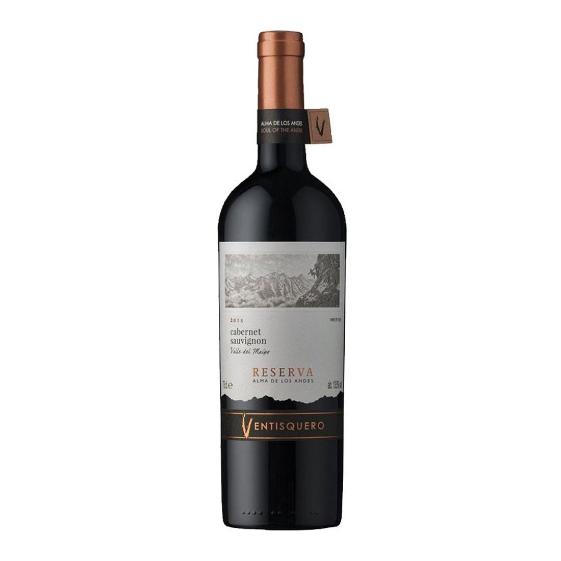 Vinho Ventisquero Reserva Cabernet Sauvignon 750 ml
