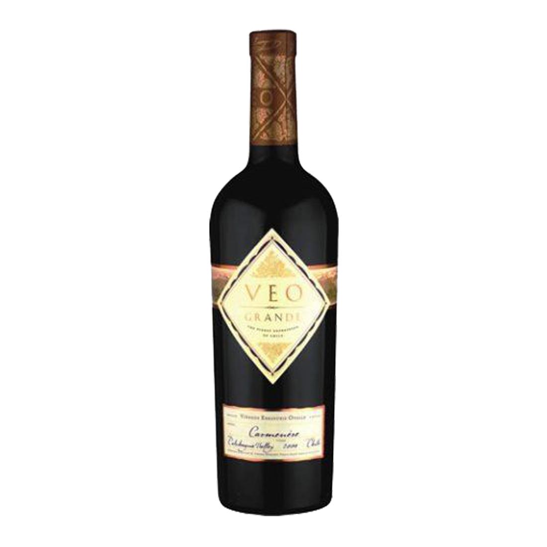 Vinho VEO Grande Carmenere 750 ml