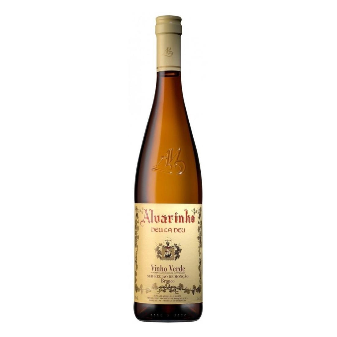 Vinho Verde Deu la Deu Alvarinho 750 ml
