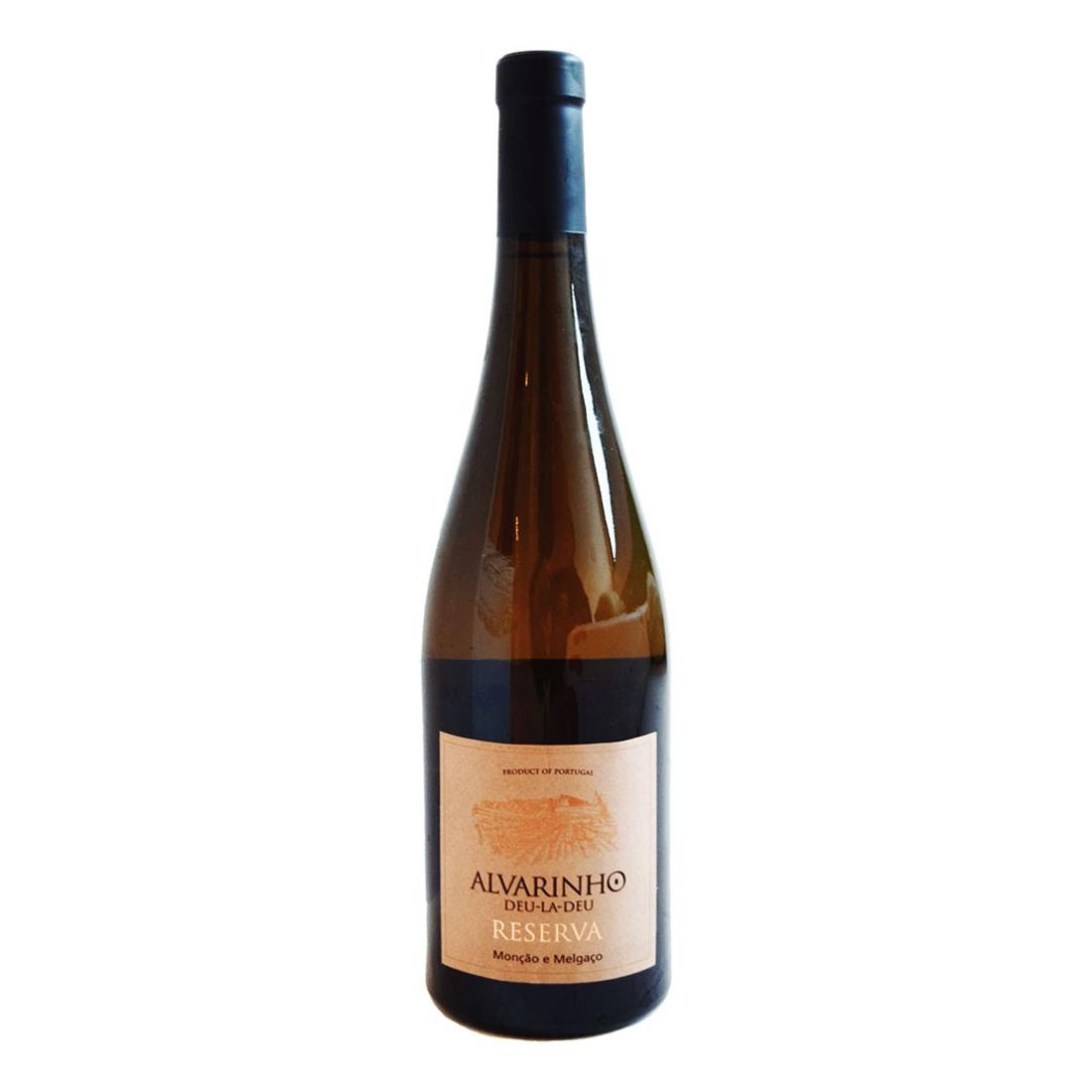 Vinho Verde Deu la Deu Alvarinho Reserva 750 ml