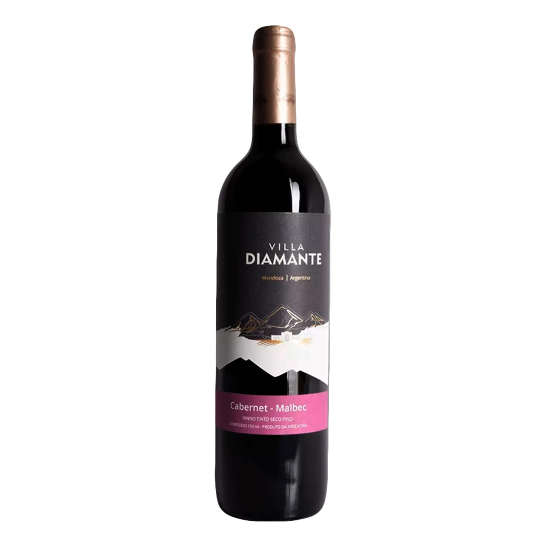 Vinho Villa Diamante Cabernet - Malbec 750 ml